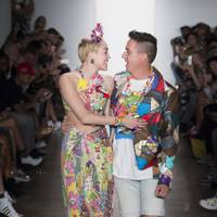 Miley Cyrus & Jeremy Scott