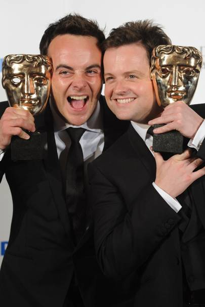 Ant McPartlin & Declan Donnelly