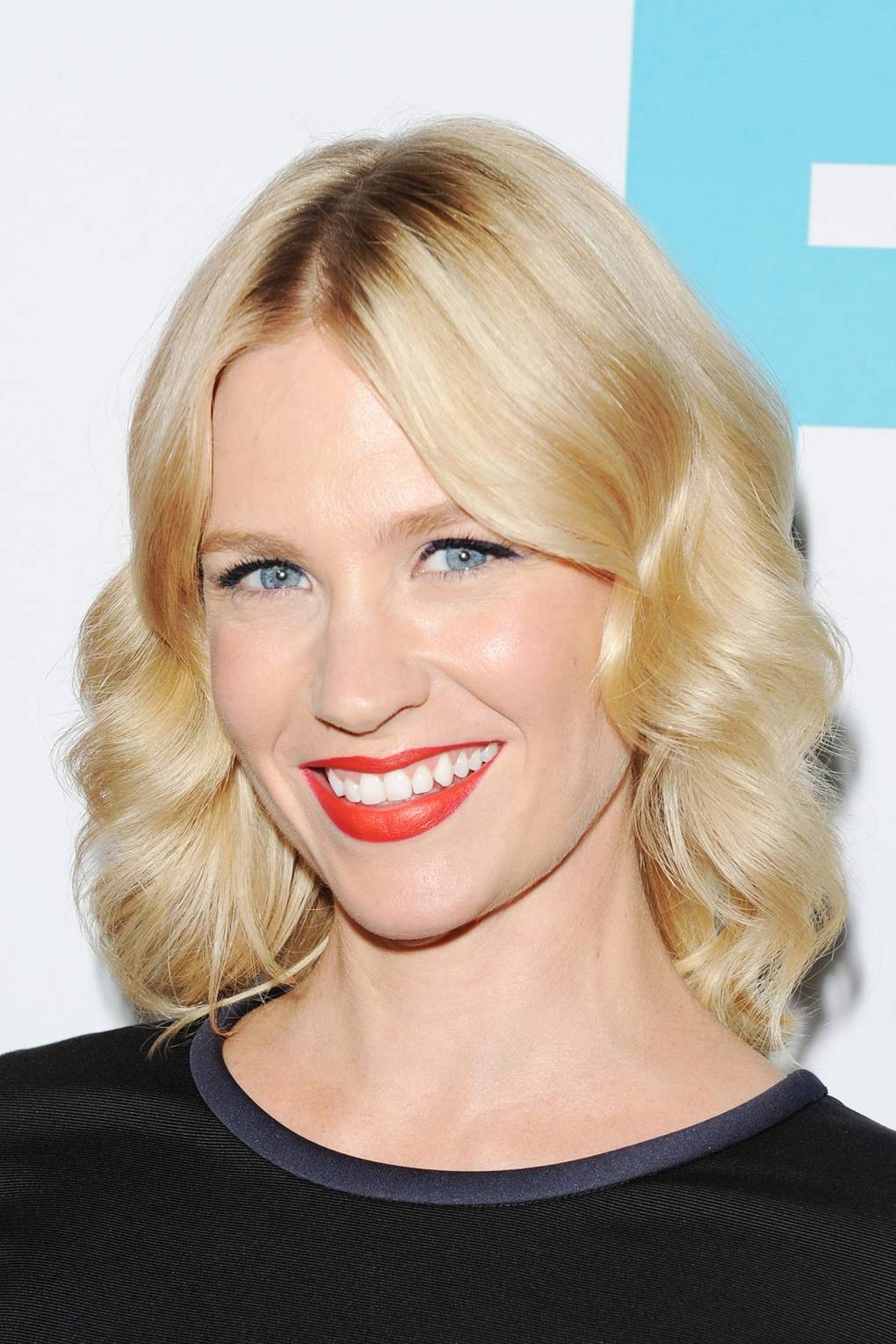 January Jones Hot Looks Hair Pictures Beauty Images Glamour Uk