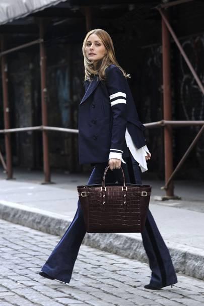 Best Dressed Woman: Olivia Palermo