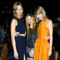 Taylor Swift, Kate Bosworth & Karlie Kloss