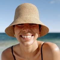 Best Sun Hats: Straw Bucket Hat