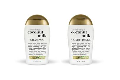 OGX Shampoo & Conditioner, 88.7ml each