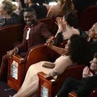 David Oyelowo & Oprah Winfrey