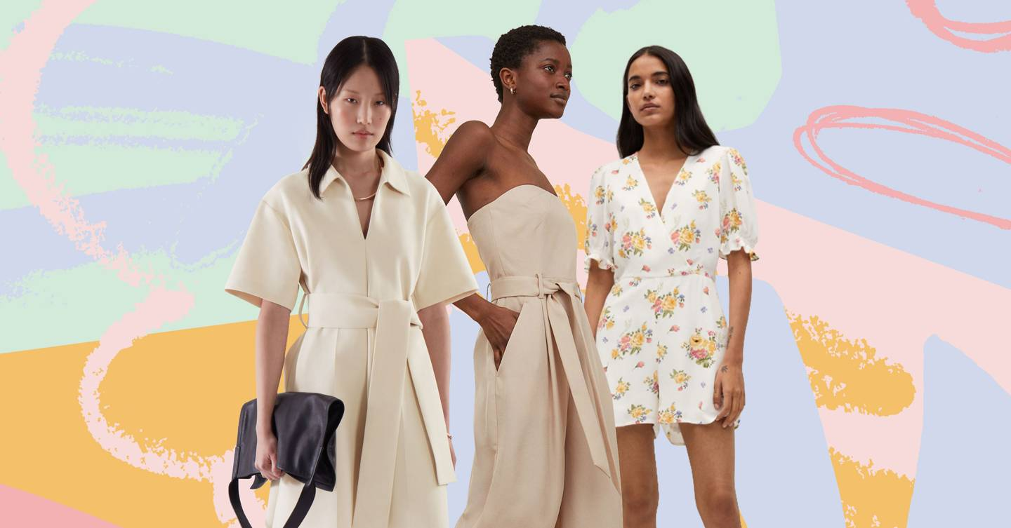 We've found 21 jumpsuits that are perfect if you're going to be a wedding guest this summer