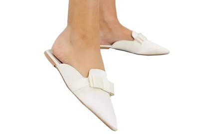 Flat wedding shoes: most comfortable wedding shoes
