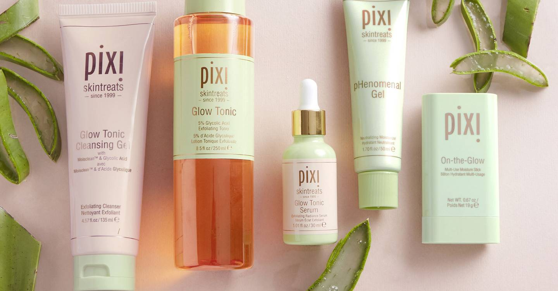 Pixi Glow Tonic Review Glycolic Acid Exfoliation To Help Acne Glamour Uk