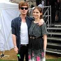 Richard Jones and Sophie Ellis-Bextor at House Festival 2012