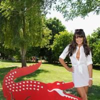 Lea Michele at Coachella 2012