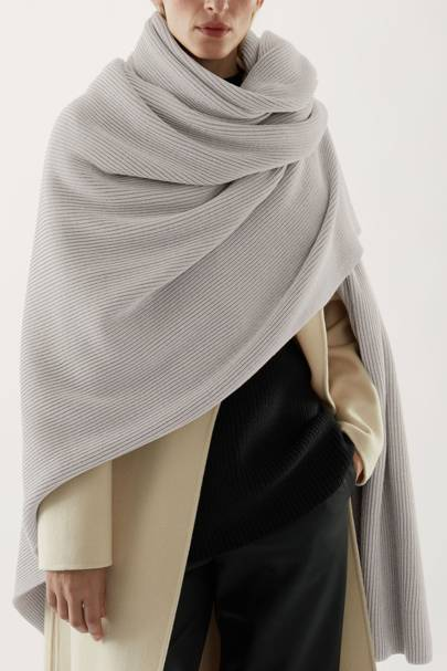 Best oversized scarf