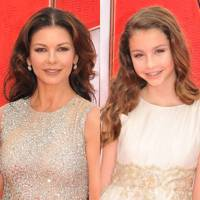 Catherine Zeta Jones & Carys Douglas