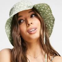 Best Sun Hats: Floral Bucket Hat