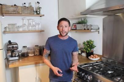 Haste's Cooking, Ian Haste
