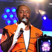 Will.I.Am performs at Radio 1's Hackney Weekend