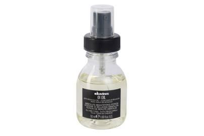 The hair oil
