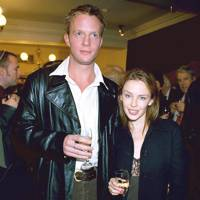 Kylie Minogue & Rupert Penry Jones