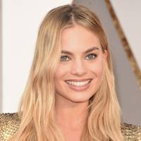 Margot Robbie's surfer girl waves