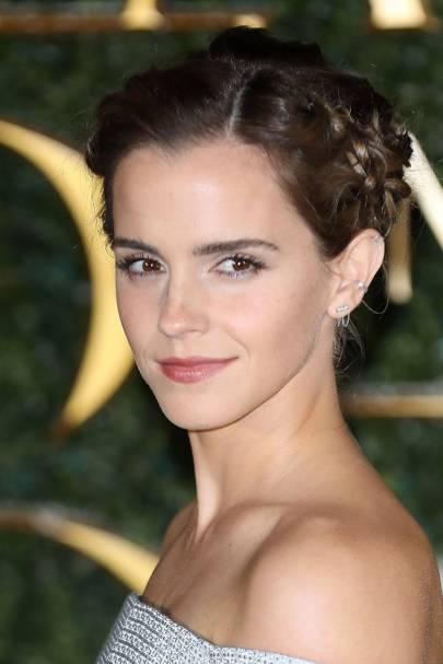 Emma Watson Hairstyles & Make Up | Glamour UK