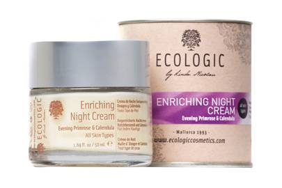 Enriching Night Cream By Ecologic Cosmetics