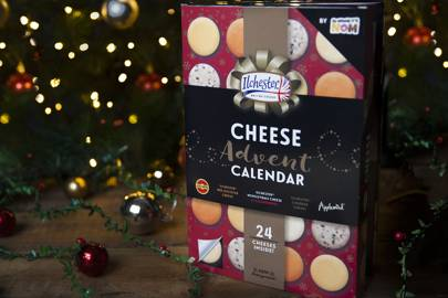 Cheese advent calendar is all our dreams come true for Where to buy cheese advent calendar