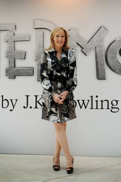 JK Rowling's latest books to be made into TV series