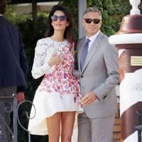 Mrs Clooney Cometh
