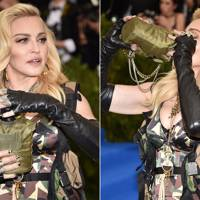 Madonna's secret sustenance