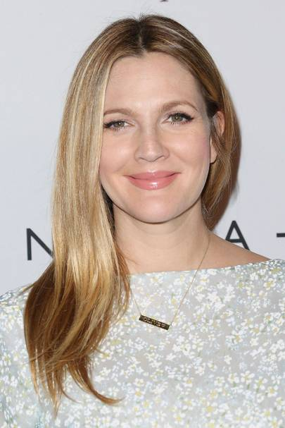 Drew Barrymore S Hair Short Balayage And Her Natural Hair Colour Glamour Uk
