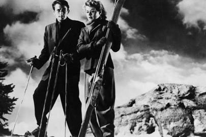 Ingrid Bergman & Gregory Peck