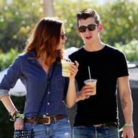 Alex Turner at Coachella