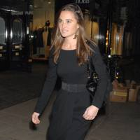 Pippa Middleton – Black Out