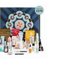£277 worth of beauty for £89 with the Feel Unique advent calendar