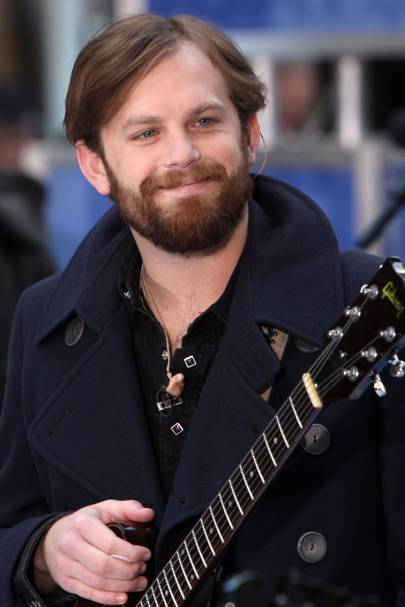 87. Caleb Followill