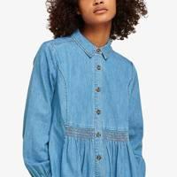 Best Denim Dresses - Lightweight Chambray