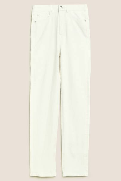 Best white jeans for cellulite