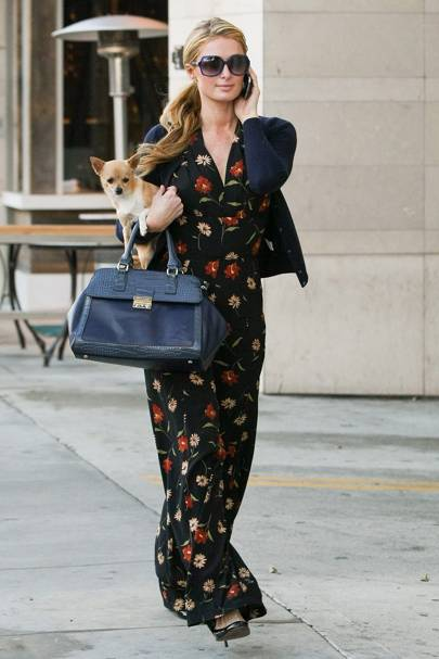 EXCLUSIVE: Paris Hilton tells us where she's been hiding