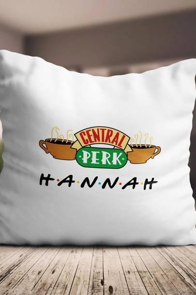 Friends cushion