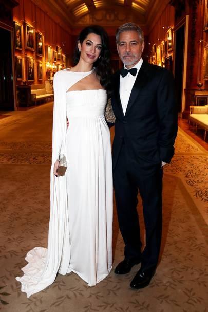 Amal's Wedding Dress for Mother