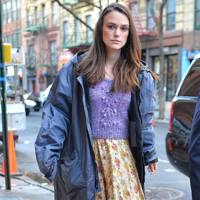 Keira Knightley in Collateral Beauty