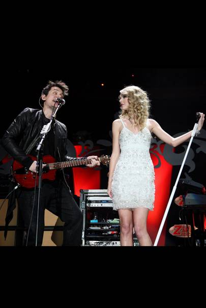 Taylor Swift & John Mayer