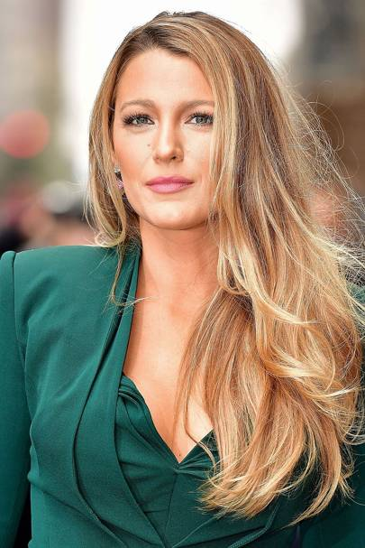 Blake lively hairstyles blake lively hair gossip girl hair longer than ever blakes locks were looking perfectly blow dried and glossy recently in a subtle side swept style top marks pmusecretfo Gallery