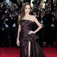Angelina Jolie & Versace