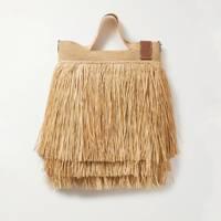 LOEWE BASKET BAGS 2021 - Fringed Bag