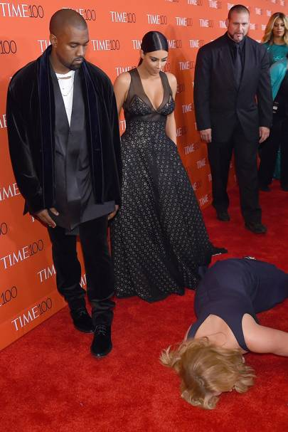 Amy kimye schumer time 100 gala recommendations to wear in on every day in 2019