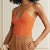 Best orange bodysuit