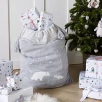 Stylish Christmas Stockings: The White Company