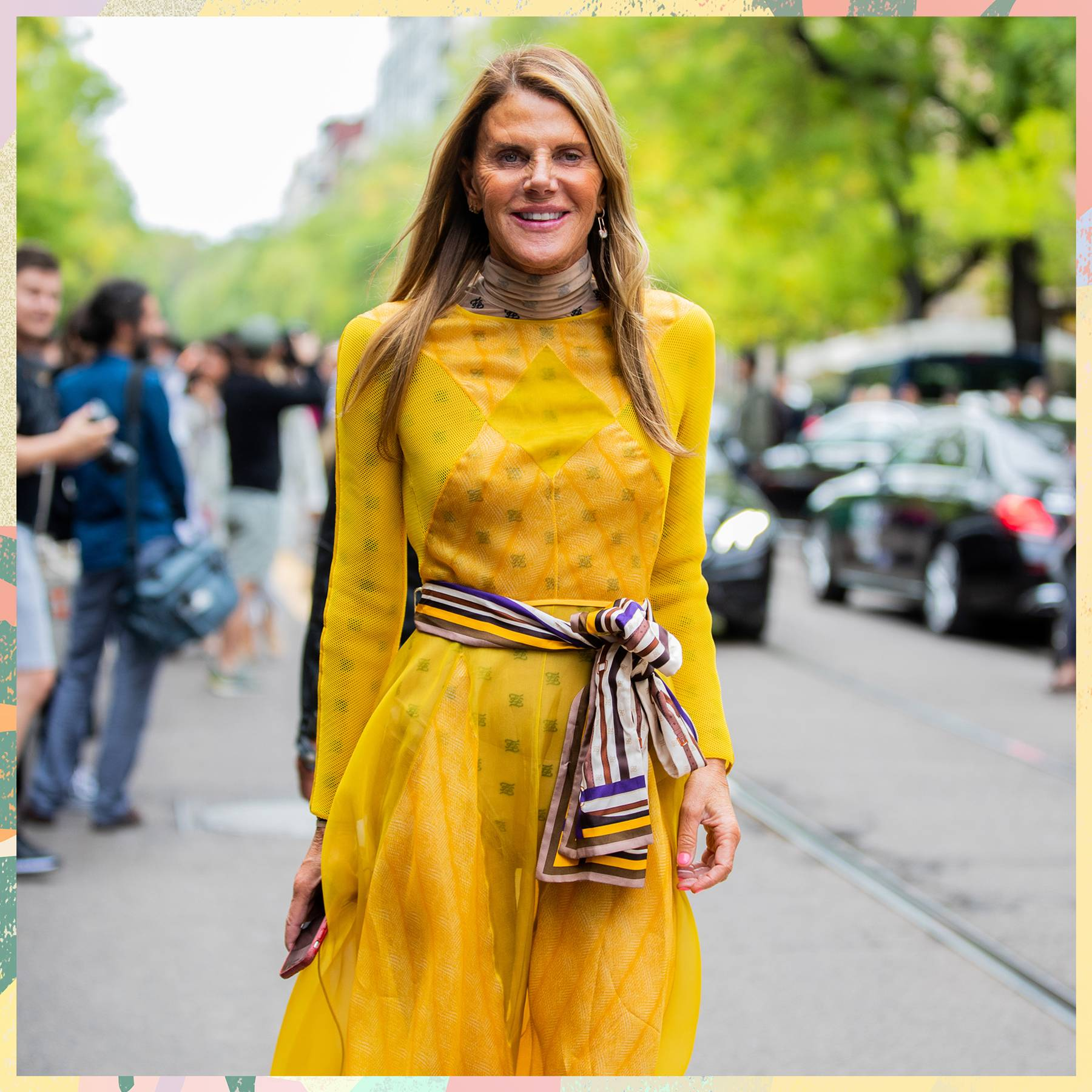 OG street style star Anna dello Russo reveals the 5 fashion stars to follow on Instagram RN