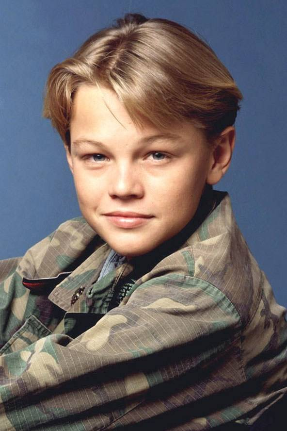 Leonardo Dicaprio Look Book Celebrity Hair And Hairstyles Glamour Uk