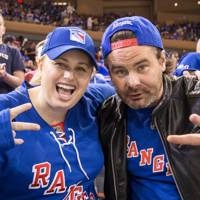 Rebel Wilson & Mickey Gooch Jr