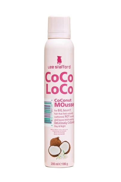 Lee Stafford Coco Loco Coconut Mousse, £5.99